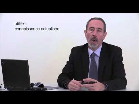 ESM Genève: DBA - Doctorat à distance - 8.1. Etat de l'art, pourquoi (1/2)
