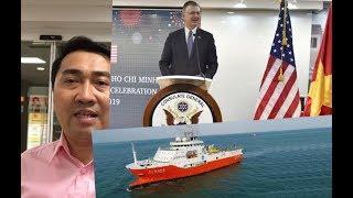 Chia tay Tàu, Việt Nam lại gần Mỹ - Đòi giữ ghế, Hà Nội hướng Hoa Kỳ