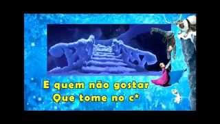 Macumba.Paródia Let It Go Frozen