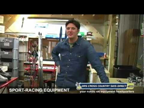 How To Select & Buy Sport-Racing Skate Skis Boots Bindings Poles - By ORS Cross Country Skis Direct