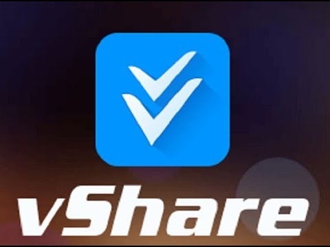 vShare pro app download iPhone, iPad on iOS 11/ iOS 10 without jailbreak  and No computer