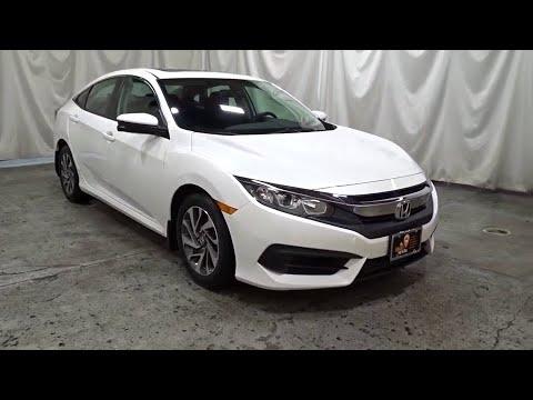 2018 Honda Civic Sedan Hudson, West New York, Jersey City, Tenafly, Paramus, NJ HHJE209084U