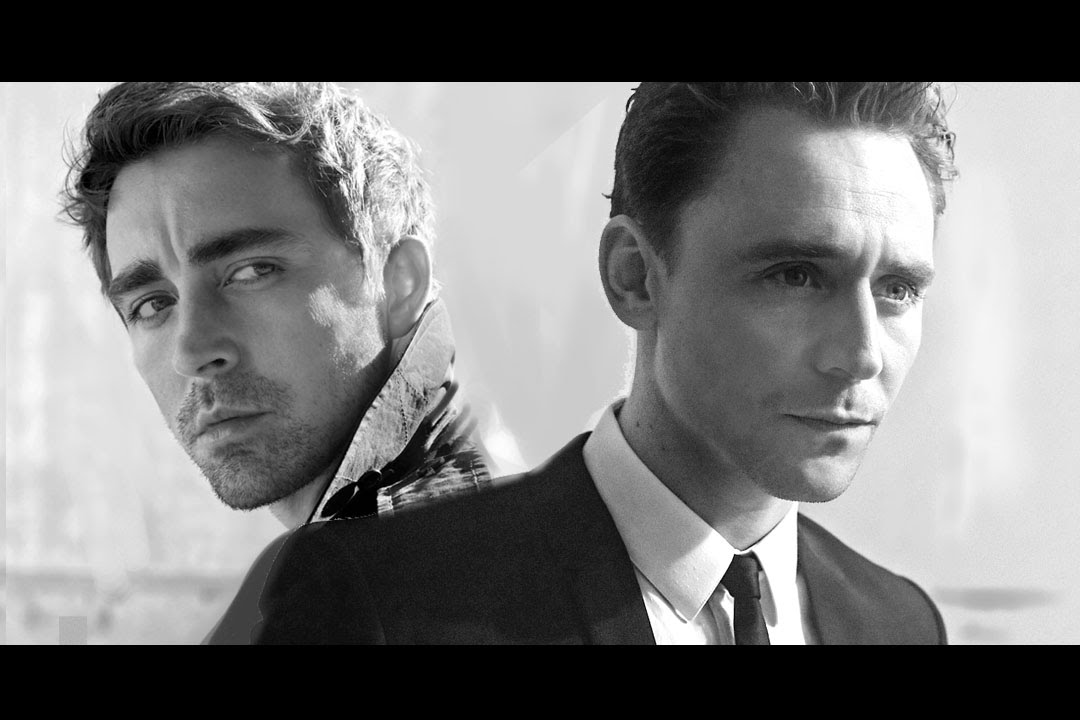 crazy in love- lee pace & tom hidleston - YouTube