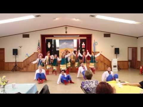 2016 UACCH Ukrainian Independence Day - Trepet - Hopak