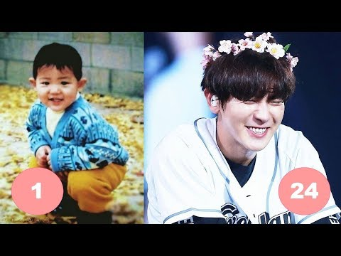 Chanyeol EXO Childhood | From 1 To 24 Years Old