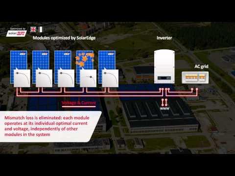 Solaredge Power Optimizer Video