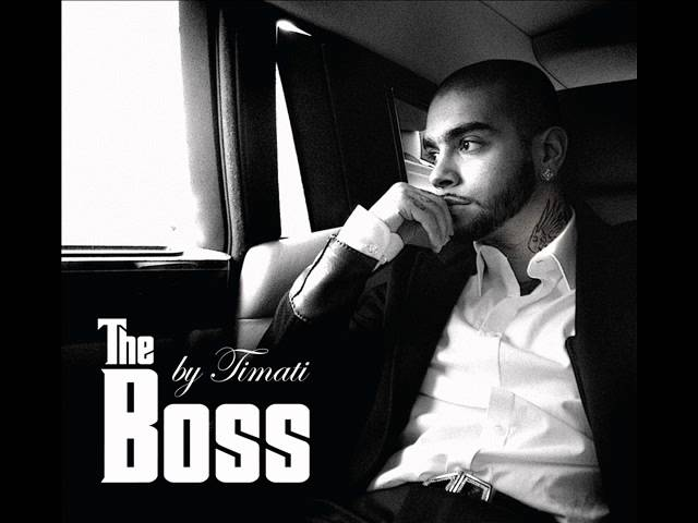 Тимати (The Boss) — Bossa