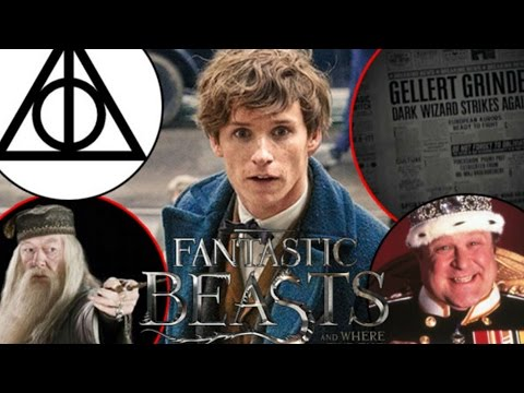 Thumbnail: 28 Fantastic Beasts And Where To Find Them Easter Eggs & References