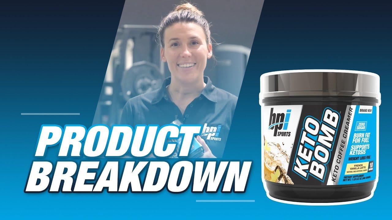 Keto Bomb - Keto Weight Loss | BPI Sports Nutrition Supplements