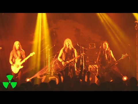 ENFORCER - Destroyer - Live In Mexico (OFFICIAL LIVE VIDEO)