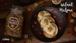 Walnut Malpua | Sweet Recipe