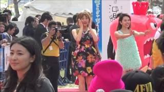 2014沖縄国際映画祭レッドカーペット.