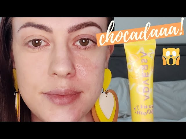 BB cream Adversa : mais seco nunca vi