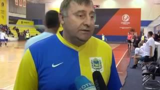 Чиновники администраций Приморья и Владивостока сразились в турнире по мини футболу