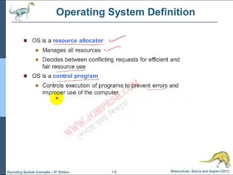 OS : Introduction to Operating System