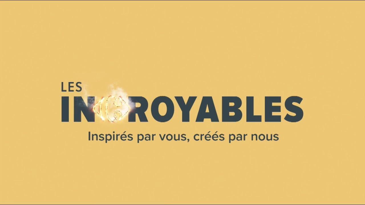 """Musique de la pub Les incroyables Carrefour – Barbecue charbon Hyba """"inspirés par vous crées par nous""""  2021"""
