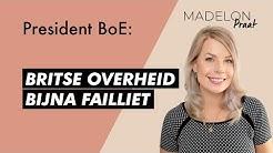 🚨 Betrapt! Centrale bank financiert overheid | #54 Madelon Praat | Madelon Vos