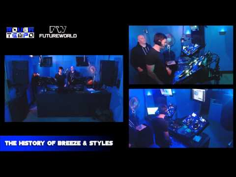 THE HISTORY OF BREEZE & STYLES - Rough Tempo LIVE - January 2014
