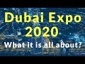 Everything you need to know about Dubai Expo 2020 | World Expo 2020
