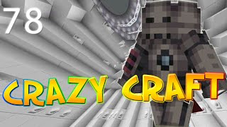"Minecraft CRAZY CRAFT 3.0 #78 ""I AM FAT IRON MAN"""