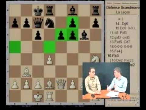 La défense Scandinave aux échecs