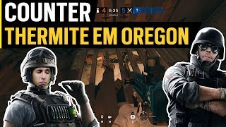 COUNTER INSANO PARA O THERMITE | OREGON | COLUNA DOS CASTERS