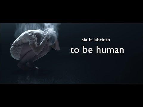Представленный перевод песни Sia & Labrinth - To Be Human...