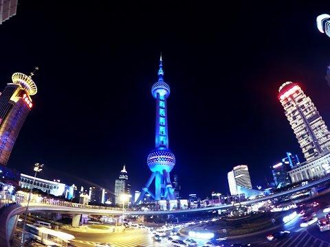 CHINA visit - Linhai and Shanghai 2016