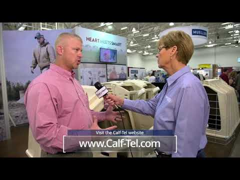 Calf Tel Live From World Dairy Expo