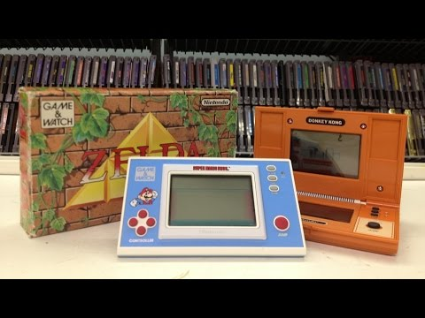 My Nintendo Game & Watch Collection