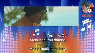 Download lagu Chord kunci gitar Anji menunggu kamu