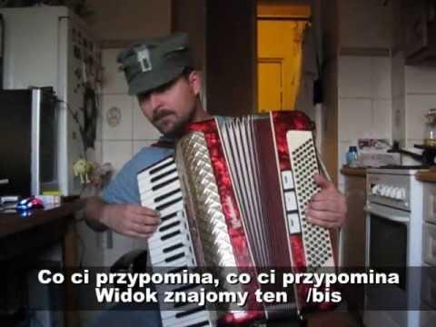 Szumi dokoła las (OKA) - akordeon + tekst