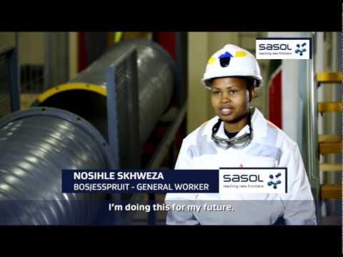 Sasol Women In Mining |Women In Leadership | Empowering Women