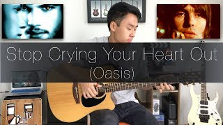 Baixar (Oasis) Stop Crying Your Heart Out - Rodrigo Yukio (Fingerstyle Guitar Cover)