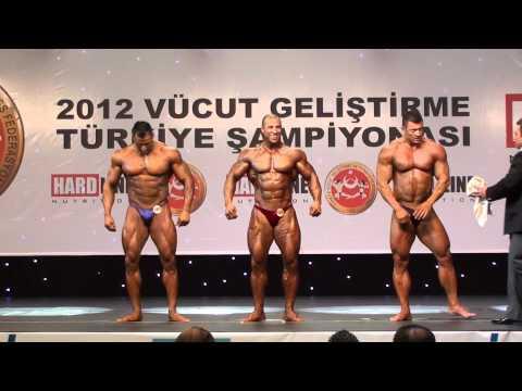 Kg Turkiye Vucut Gelistirme Sampiyonasi Final