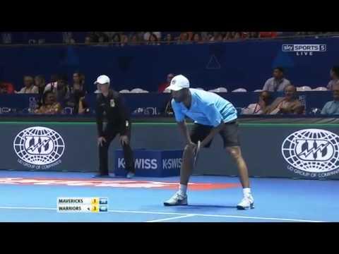 James Blake vs Marat Safin FULL MATCH HD IPTL Singapore 2015