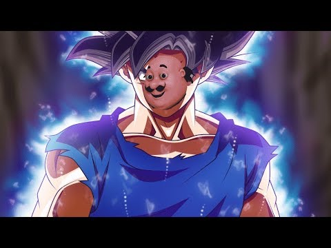 Motu Patlu - Motu Uses Ultra Instinct.