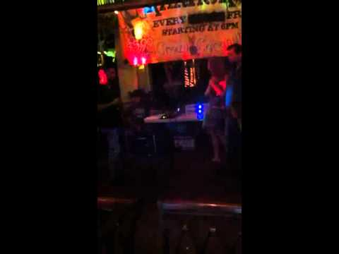 The Crazy Coconut Karaoke Nights -Palm Springs, Ca
