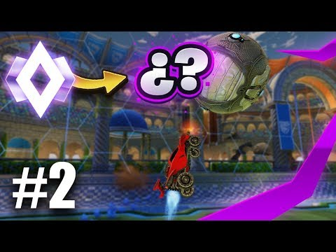 SUBIENDO A ??? EN 1v1 #2 | Rocket League thumbnail
