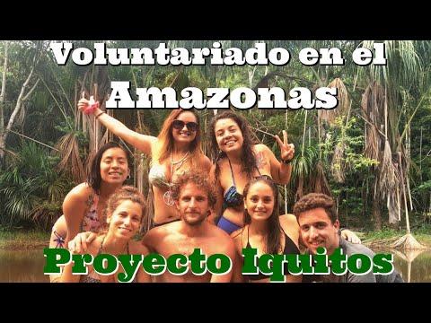 Voluntariado en Perú | Proyecto Iquitos