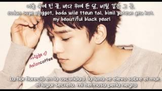 EXO-K - Black Pearl [Sub Español + Han + Rom]