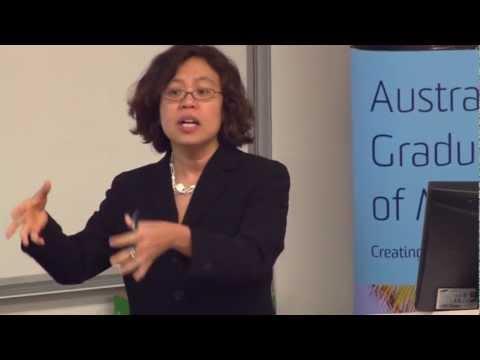 IMF examines the Australian economy at AGSM