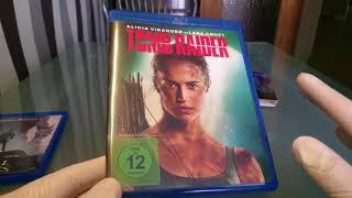 Пополнение #31: Blu-Ray фильмы (26 Дисков), Atomic Blonde, Brimstone, Suburbicon, Ex Machina...