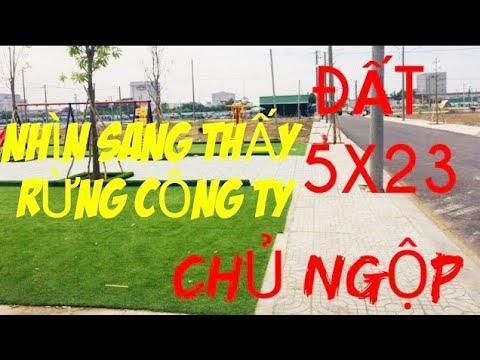 Đất nền Long An | Đất nền đối diện KCN Thuận Đạo, Bến Lức Long An sổ hồng riêng thổ cư 100%