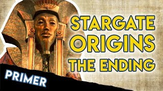 STARGATE ORIGINS Ending and Movie Set-up Explained