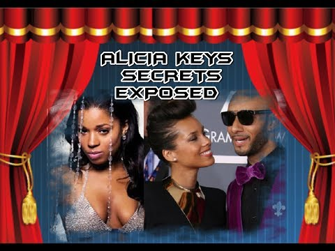 ALICIA KEYS- MARRIAGE, LIES, INFIDELITY, EITE and LOTS OF SECRETS EXPOSED