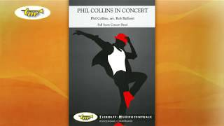 Phill Collins In Concert - Concert Band - Collins - Balfoort - Tierolff