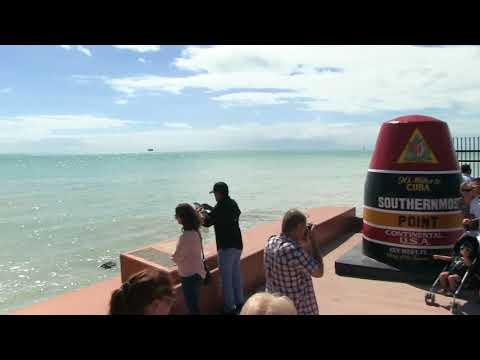 Key West post Irma Florida