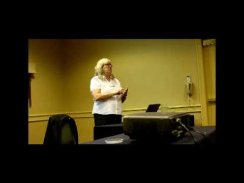 Sue Bohle speak about game publicity