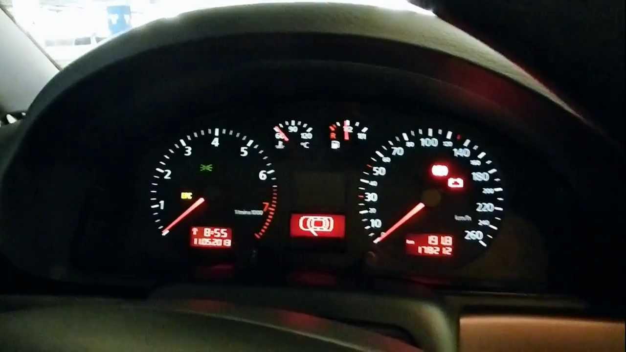 Audi A4 Avant B5 2 4 V6 165 Hp Autobahn Car Video Test